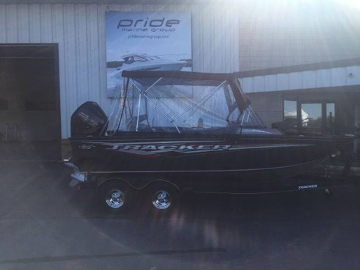 For Sale: 2019 Tracker Boats Targa V 18 Combo 18ft<br/>Pride Marine - Ottawa
