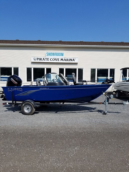 2020 Lund boat for sale, model of the boat is 1650 Rebel XL Sport – For Sale – LF802 & Image # 1 of 7