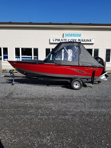 2020 Lund boat for sale, model of the boat is 1775 Adventure Sport – For Sale – LF819 & Image # 7 of 8