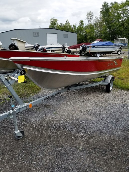 2020 Lund boat for sale, model of the boat is WC14 – For Sale – LF810 & Image # 2 of 2
