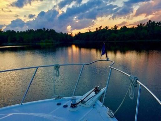 2006 Ocean Alexander boat for sale, model of the boat is 45 Sedan & Image # 4 of 26