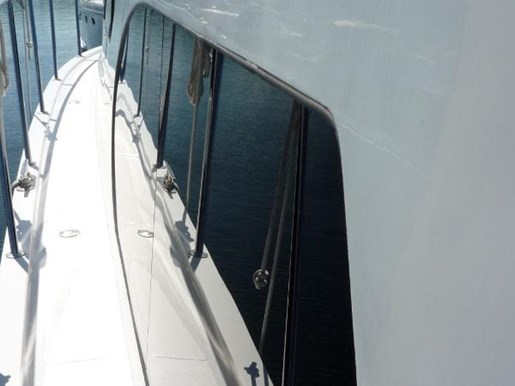 2006 Ocean Alexander boat for sale, model of the boat is 45 Sedan & Image # 5 of 26
