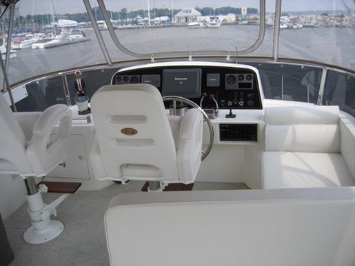 2006 Ocean Alexander boat for sale, model of the boat is 45 Sedan & Image # 9 of 26