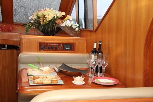 2006 Ocean Alexander boat for sale, model of the boat is 45 Sedan & Image # 11 of 26