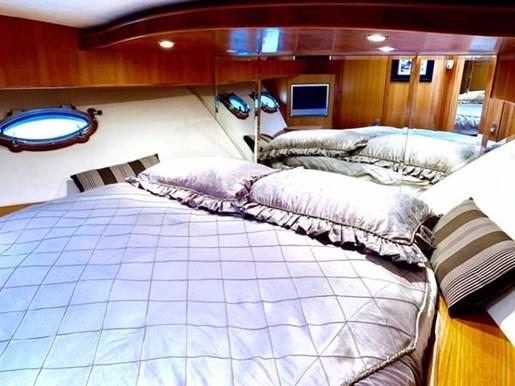 2006 Ocean Alexander boat for sale, model of the boat is 45 Sedan & Image # 16 of 26