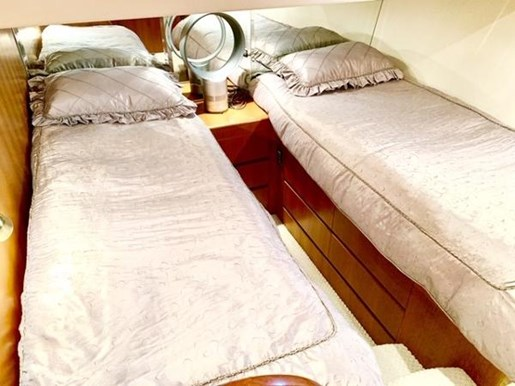 2006 Ocean Alexander boat for sale, model of the boat is 45 Sedan & Image # 18 of 26