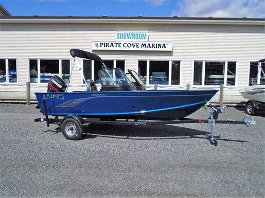 For Sale: 2020 Lund 1625 Fury Xl Sport – For Sale Lf807 16ft<br/>Pirate Cove Marina