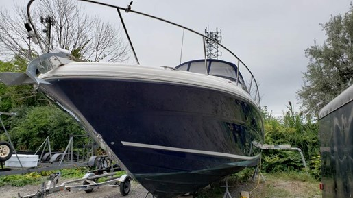 2006 Sea Ray boat for sale, model of the boat is 320 Sundancer & Image # 2 of 8