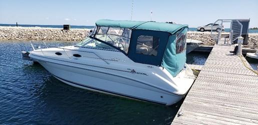 1996 Sea Ray 240 Sundancer For Sale