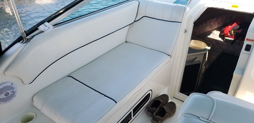 1996 Sea Ray boat for sale, model of the boat is 240 Sundancer & Image # 6 of 9