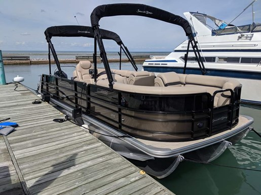 Used Pontoon Boats For Sale In Ontario - Page 1 of 1 | Boat Buys