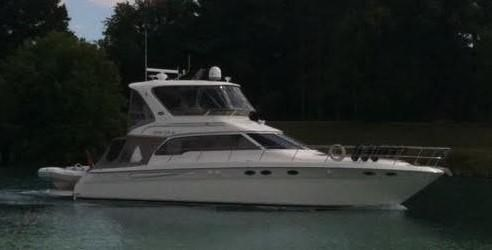 For Sale: 2002 Sea Ray 48 Db 48ft<br/>North South Nautical Group Inc.