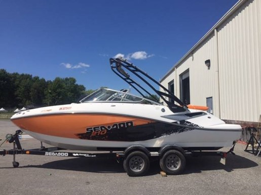 2011 SEA DOO PWC 210 SP for sale