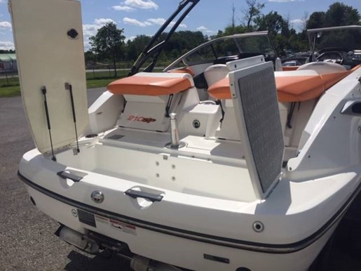 2011 Sea Doo PWC boat for sale, model of the boat is 210 SP & Image # 6 of 8