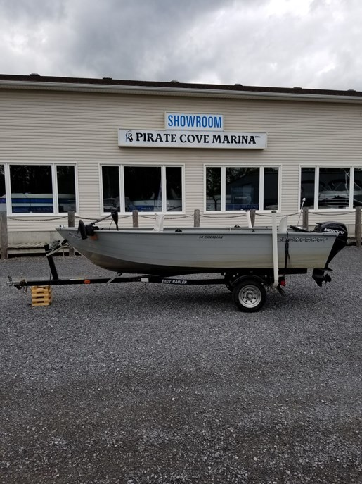 For Sale: 2015 Ultracraft 14' Canadian – For Sale Brokerage 14ft<br/>Pirate Cove Marina