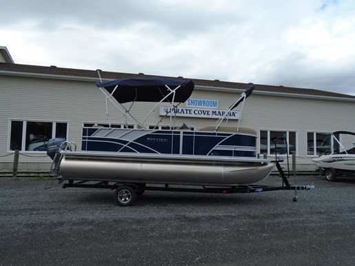 2020 Sylvan boat for sale, model of the boat is Mirage 8520 Cruise & Image # 8 of 8