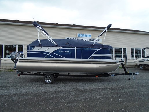 2020 Sylvan boat for sale, model of the boat is Mirage 8520 Cruise – For Sale – SYLP101,105 & Image # 9 of 9
