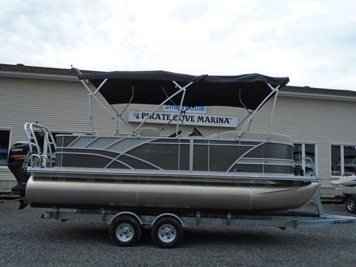 For Sale: 2020 Sylvan 8520 Mirage Cruise Tritoon 20ft<br/>Pirate Cove Marina