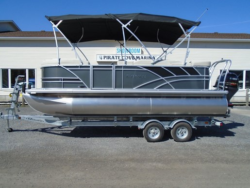 For Sale: 2020 Sylvan Mirage 8520 Cruise Tritoon – For Sale Sylp106 20ft<br/>Pirate Cove Marina