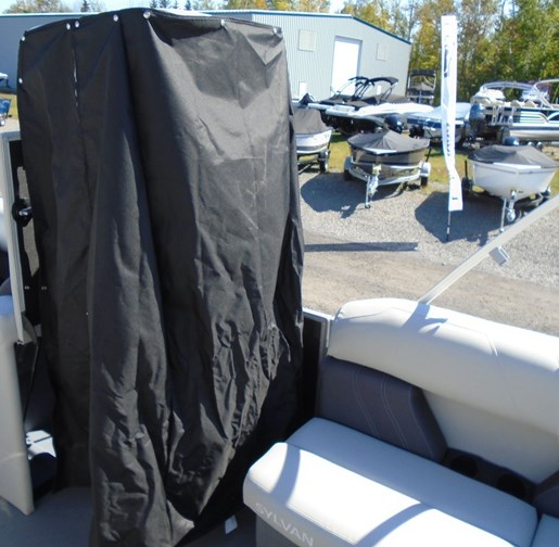 2020 Sylvan boat for sale, model of the boat is Mirage 8520 Cruise TriToon – For Sale – SYLP106 & Image # 3 of 6