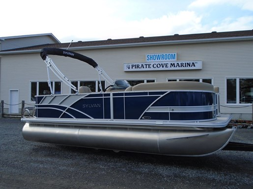 For Sale: 2020 Sylvan Mirage 8520 Cruise & Fish – For Sale Sylp102 20ft<br/>Pirate Cove Marina