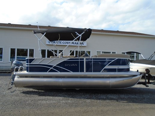 2020 Sylvan boat for sale, model of the boat is Mirage 8520 Cruise & Fish – For Sale – SYLP102 & Image # 9 of 10
