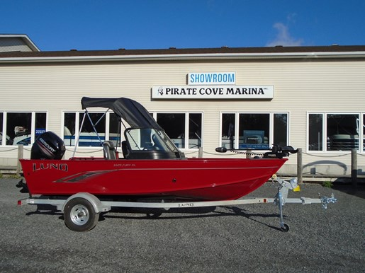 2020 Lund boat for sale, model of the boat is 1625 Fury XL Sport – For Sale – LF834 & Image # 6 of 7