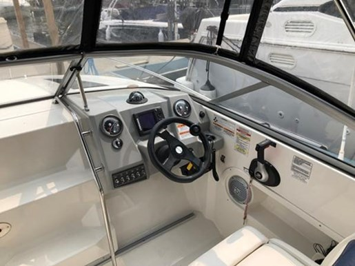 2015 Bayliner boat for sale, model of the boat is 642 Overnighter & Image # 2 of 8