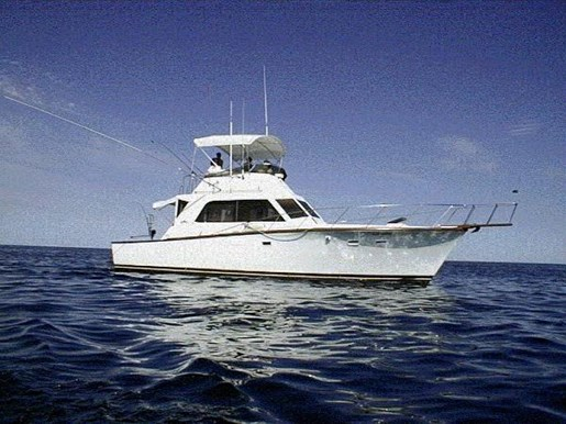 1977 EGG HARBOR 40 CONVERTIBLE for sale