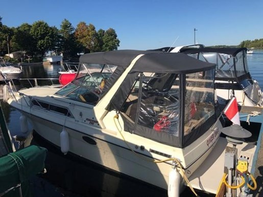 1988 THUNDERCRAFT 290 for sale