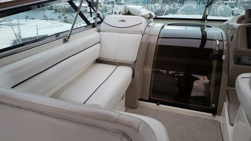 1997 Bayliner boat for sale, model of the boat is 4085 Avanti MC & Image # 8 of 18