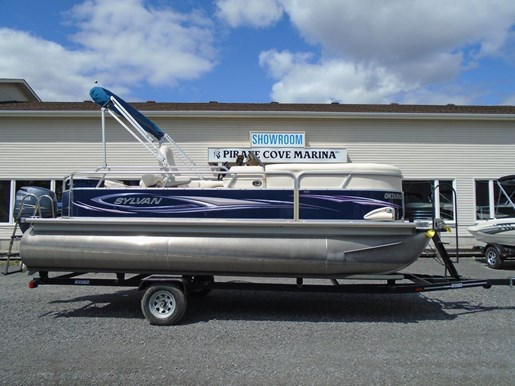 For Sale: 2011 Sylvan 8520 Mirage Fish & Cruise For Sale – Us564 20ft<br/>Pirate Cove Marina