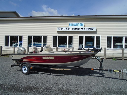 For Sale: 2001 Lowe 165 Seanymph For Sale – Us599 16ft<br/>Pirate Cove Marina