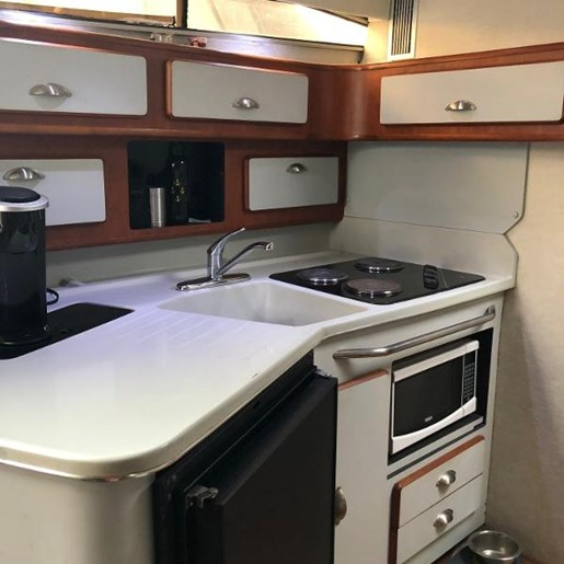1990 Sea Ray boat for sale, model of the boat is 350 Sundancer & Image # 5 of 11