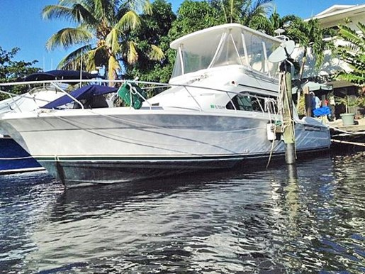 1995 MAINSHIP 40 SEDAN BRIDGE for sale