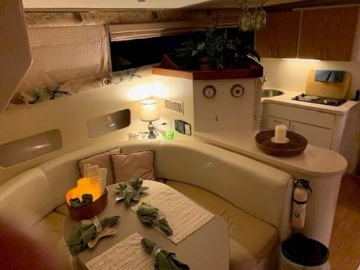1995 Mainship boat for sale, model of the boat is 40 Sedan Bridge & Image # 20 of 27