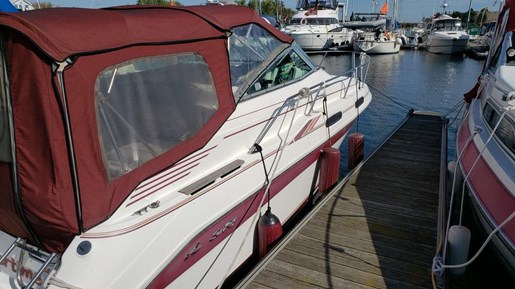 1994 Sea Ray boat for sale, model of the boat is 230 Sundancer & Image # 3 of 7