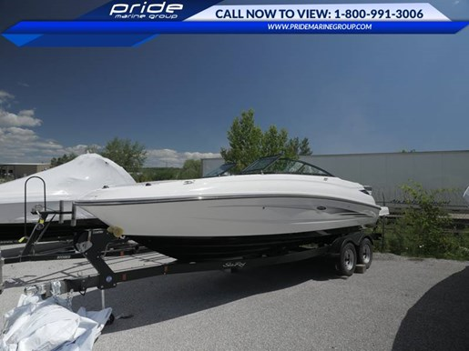 2017 Sea Ray boat for sale, model of the boat is SDX 240 & Image # 1 of 9