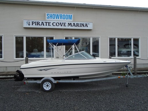 2009 Bayliner boat for sale, model of the boat is 175 Bowrider – For Sale – US605 & Image # 9 of 10