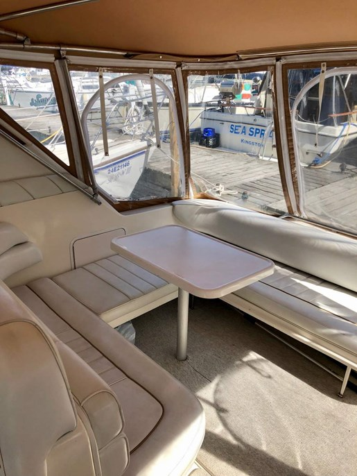 1997 Sea Ray boat for sale, model of the boat is 330 Sundancer M/C & Image # 2 of 7