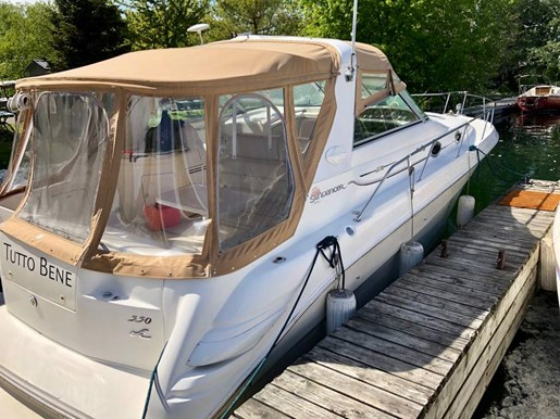1997 Sea Ray 330 Sundancer M/c For Sale