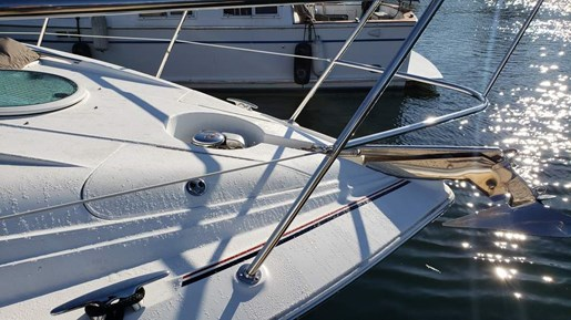 2002 Doral International boat for sale, model of the boat is 360 SE & Image # 3 of 15