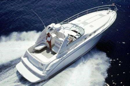 1998 SEA RAY 370 SUNDANCER for sale