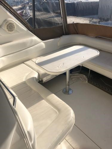 1998 Sea Ray boat for sale, model of the boat is 370 Sundancer & Image # 2 of 10