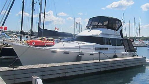 For Sale: 1989 Bayliner 3888 Motoryacht 38ft<br/>North South Nautical Group Inc.