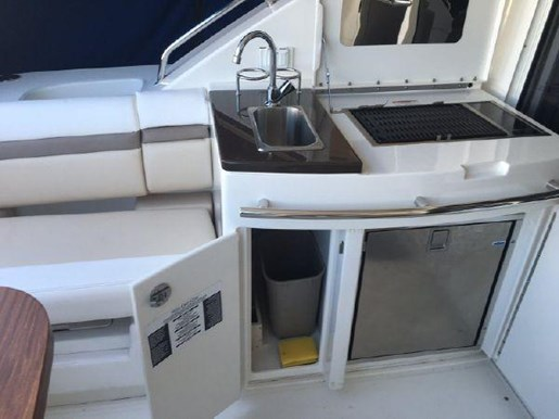 2012 Sea Ray boat for sale, model of the boat is 450 Sedan Bridge & Image # 6 of 10