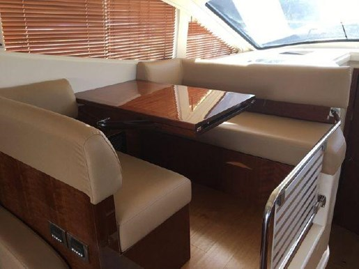 2012 Sea Ray boat for sale, model of the boat is 450 Sedan Bridge & Image # 9 of 10