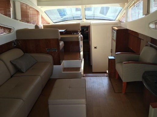2012 Sea Ray boat for sale, model of the boat is 450 Sedan Bridge & Image # 8 of 10