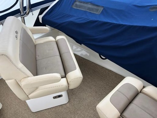 2012 Sea Ray boat for sale, model of the boat is 450 Sedan Bridge & Image # 6 of 13