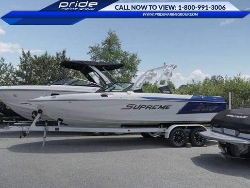 For Sale: 2017 Supreme S238 24ft<br/>Pride Marine - Ottawa